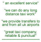 london luton airport taxis